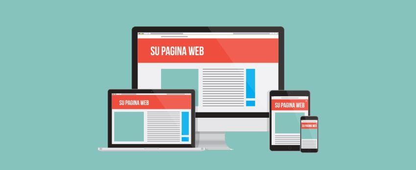 Creacion de paginas web responsive en Malaga