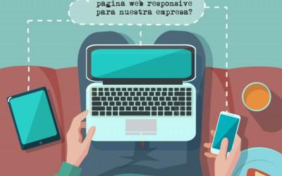 Consejos para su pagina web, diseño paginas web responsive