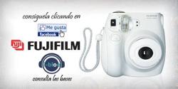 Concurso Fujifilm Facebook
