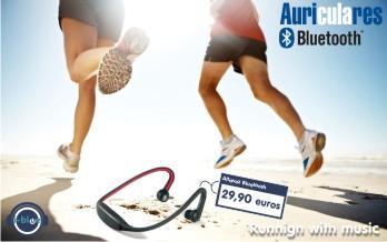 Oferta auriculares bluetooth sport