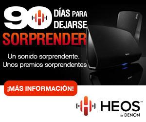 Promocion Denon Heos