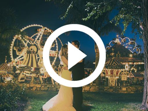 Video postboda, Tivoli World, Malaga