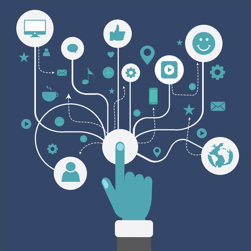 marketing redes sociales, marketing online, gestion empresarial