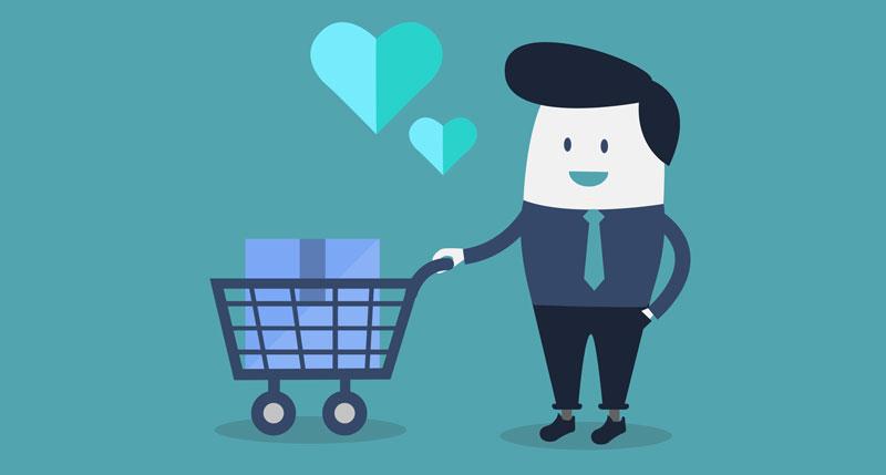 tienda online, redes sociales, marketing