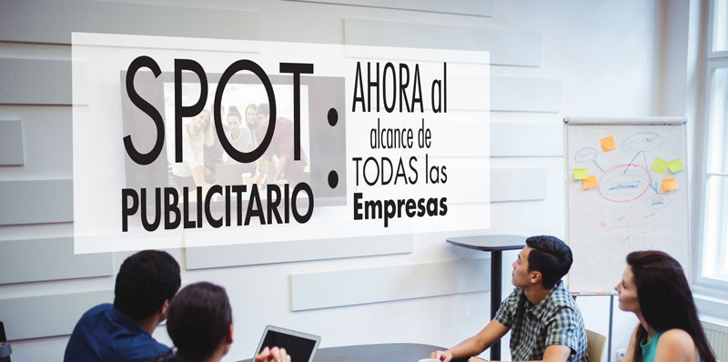 spot publicitario, marketing online, empresa