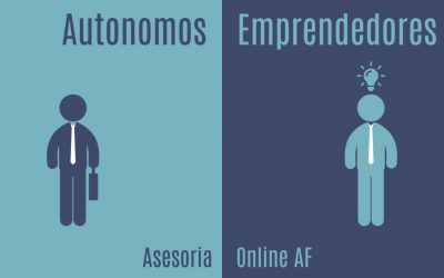 i-blue responsable de marketing digital en el proyecto asesoria online AF